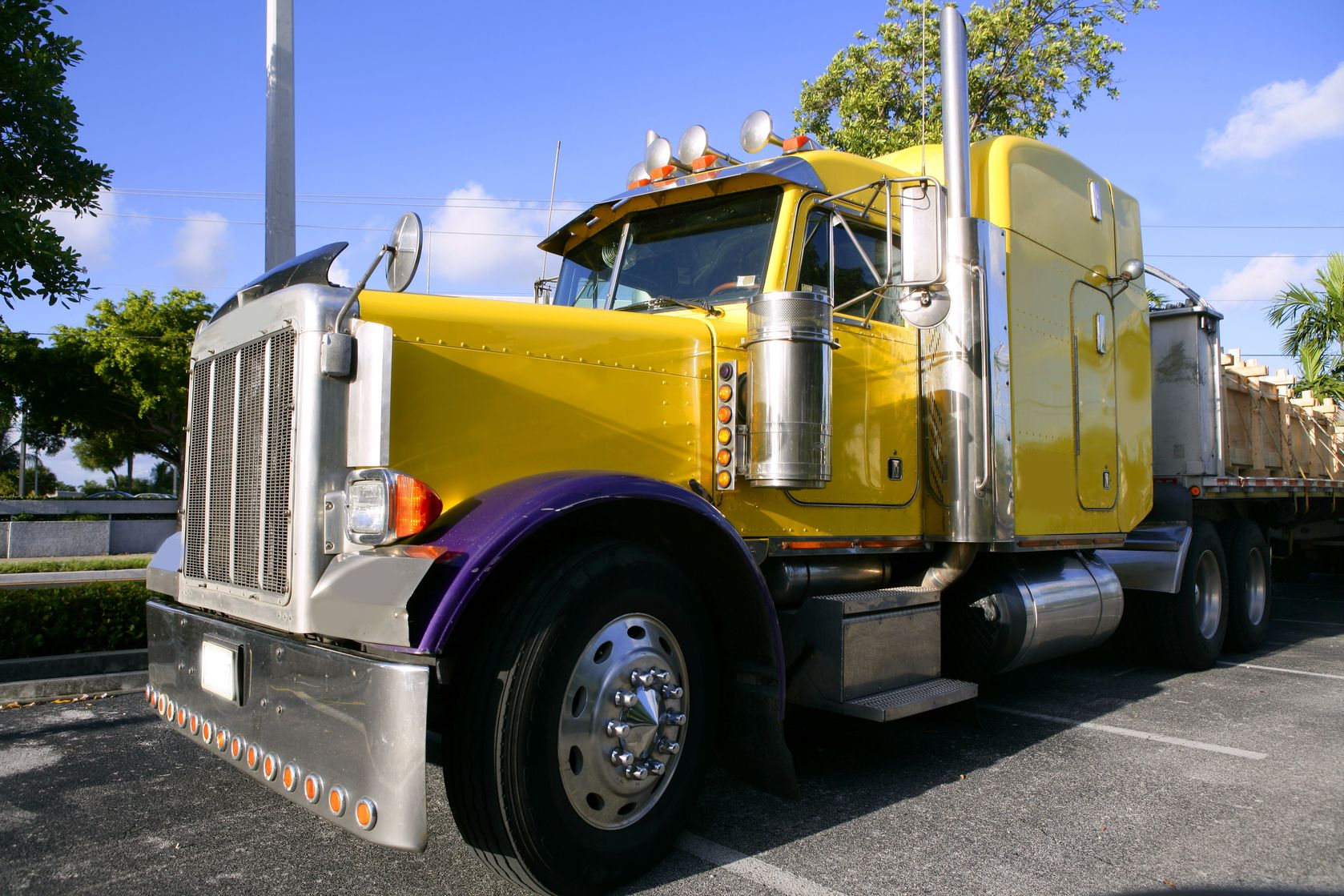 Longview, TX. Flatbed Truck Insurance